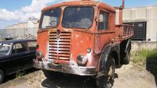 Used FIAT 639 flatbe