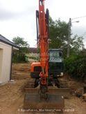 2015 DOOSAN DX80 tracked excava
