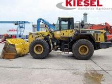 2006 KOMATSU WA480-6 wheel load