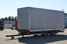 2006 SOMMER ZP 180 tilt trailer