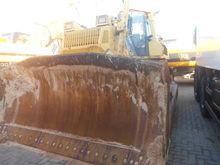 KOMATSU D155A bulldozer
