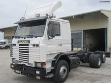 1993 SCANIA 143-450 '93 chassis
