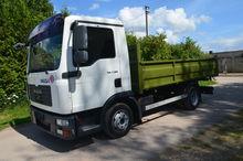 2007 MAN TGL 7.180 dump truck