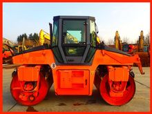 Used 2001 HAMM DVO 8