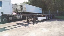 2006 KRONE SDC27 container chas