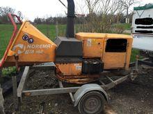 JENSEN BM 160 wood chipper