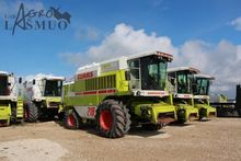 "Used CLAAS Mega"" 218"