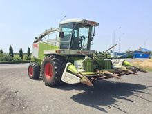 1995 CLAAS Claas Jaguar 860 for