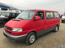 1997 VOLKSWAGEN Multivan 2.5TDI