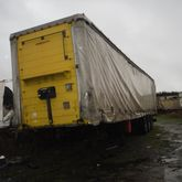2005 Damaged SAMRO tilt semi-tr