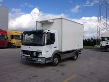 2005 MERCEDES-BENZ ATEGO 818 is
