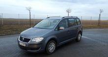 2007 VOLKSWAGEN Touran minivan