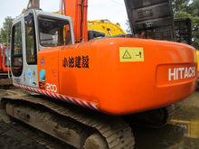 Used 2011 HITACHI EX