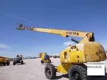 2002 HAULOTTE HA25TPX telescopi