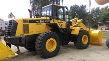 2006 KOMATSU WA380-6 wheel load