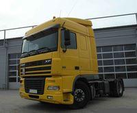 2006 DAF XF 95.430 tractor unit