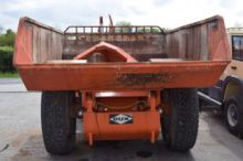 DUX 20 articulated dump truck