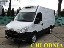 2012 IVECO DAILY 35S15 refriger
