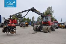 2007 VALMET 941 head 3702 forwa