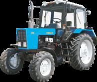 2015 MTZ 82.1 wheel tractor