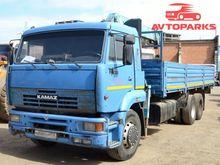 2010 KAMAZ 65117-62 dump truck