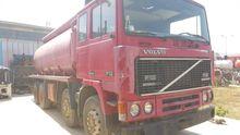 VOLVO 120 tank truck