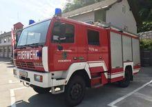 1992 STEYR fire truck