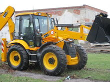 Used 2009 JCB 4 CX b
