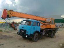 1980 MAZ MAZ, XXL, crane truck