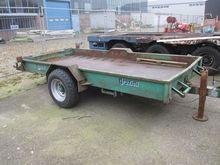 OPRIJWAGEN flatbed trailer