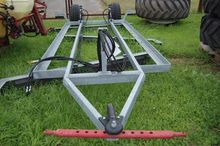 2014 MAMMEN M4GL chassis traile