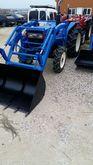 ISEKI TA 370 mini tractor