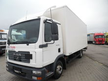 2009 MAN TGL 8.180 4x2 BL close