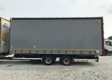 2003 SOMMER curtain side semi-t