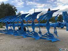 2015 RABE reversible plough