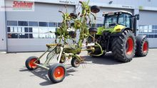 2004 CLAAS VOLTO 870T tedder