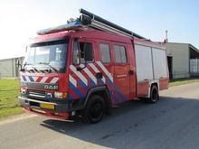 Used 1997 DAF 45-210