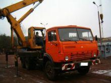 KAMAZ DS182-T mobile crane
