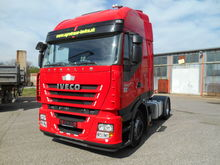 2010 IVECO STRALIS 500 tractor