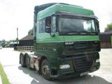 2008 DAF FTG XF 105-460 tractor