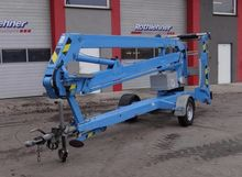 2007 SKY High SH1500 telescopic