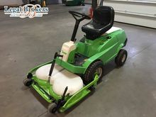 Used VIKING lawn tra