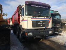 2001 MAN 35.364 dump truck