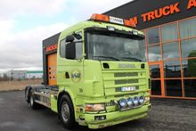 2004 SCANIA R124GB6X24NB420 cha