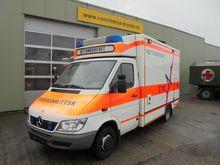2005 MERCEDES-BENZ 416 ambulanc