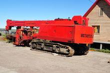 1989 SUMITOMO SD205 drilling ri