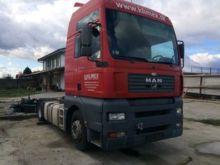 2004 MAN 19430 TGA tractor unit