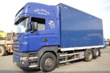 2006 SCANIA R470 Flisbil closed