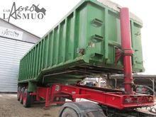 SEADYKE tipper semi-trailer
