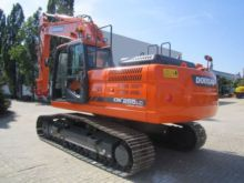 2014 DOOSAN DX 255NLC-3 tracked